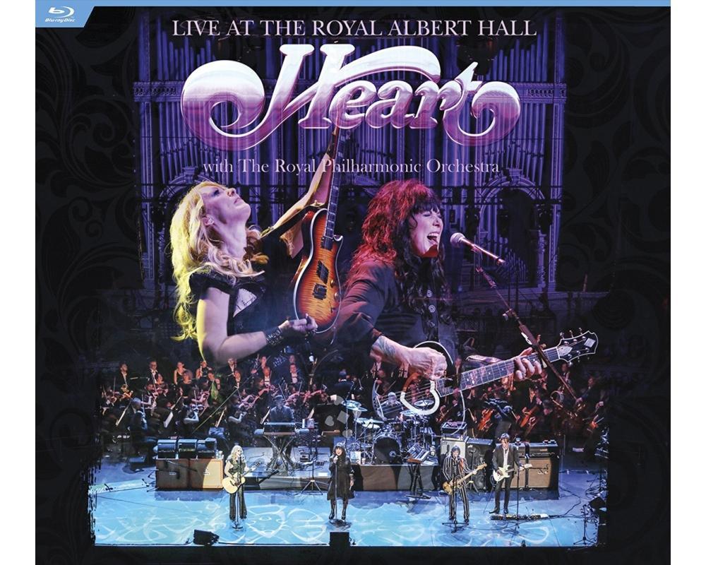 Heart Live at the Royal Albert Hall