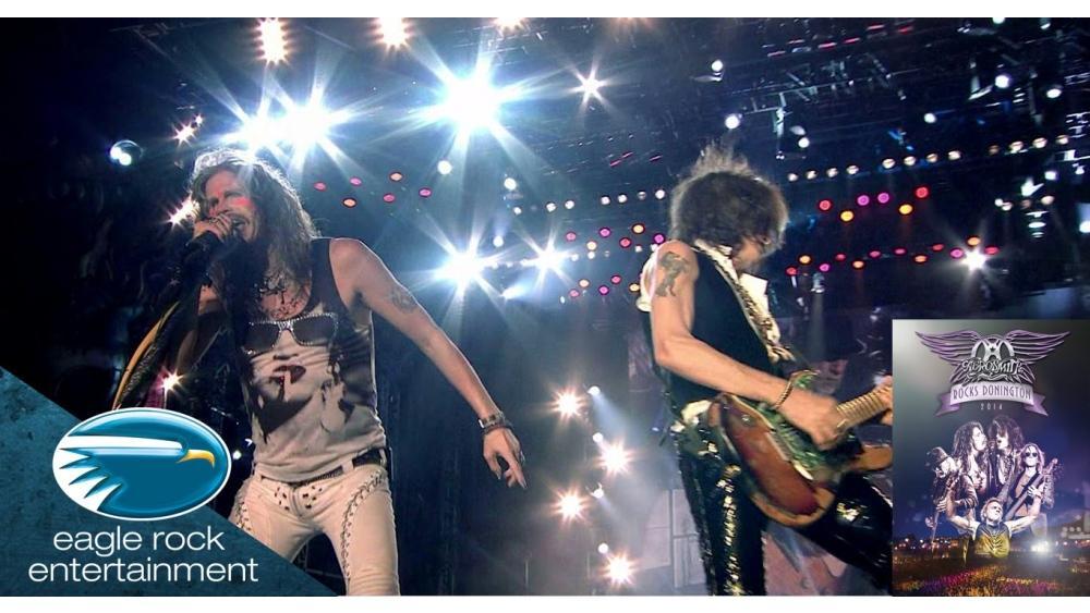 Aerosmith Rocks Donnington