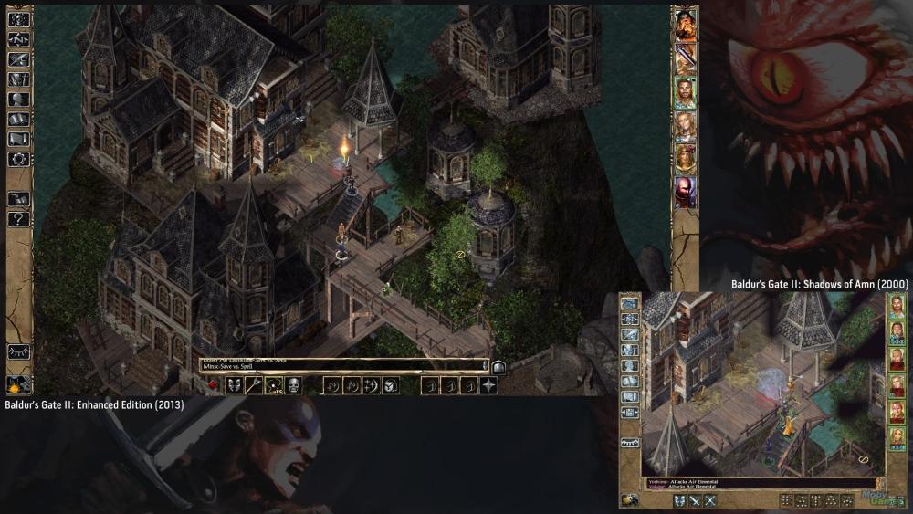 Baldur's Gate II Enhanced