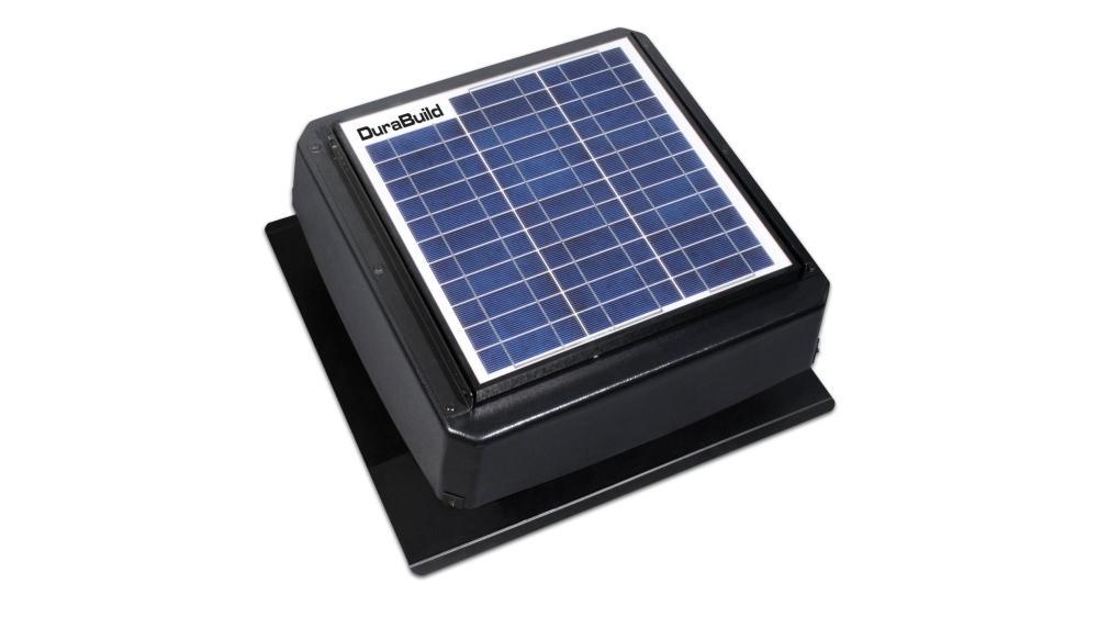Durabuild Solar Attic Fan