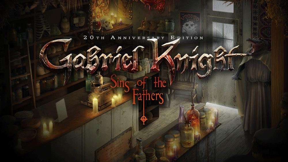 Gabriel Knight Sins of the Father IOS
