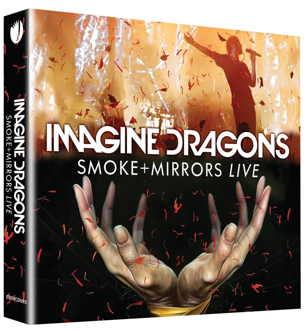 Imagine Dragons Blu