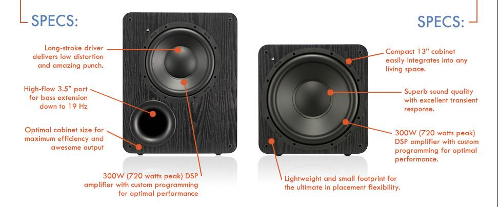 Home Theater Subwoofer >> Review: SVS 1000 Series Subwoofers | Digital Hippos